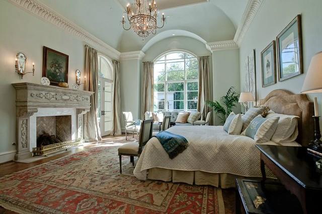 Park Lane Residence mediterranean-bedroom