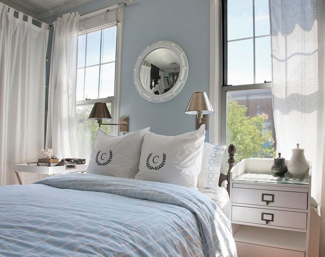 Park Slope Bedroom contemporary-bedroom