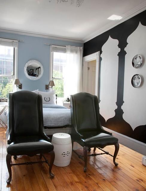 Park Slope Bedroom contemporary-bedroom