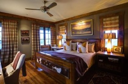 Past Feature Homes traditional-bedroom
