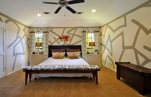 Peaceful Master Bedroom