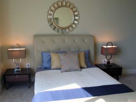 Pearle Staging and Design contemporary-bedroom