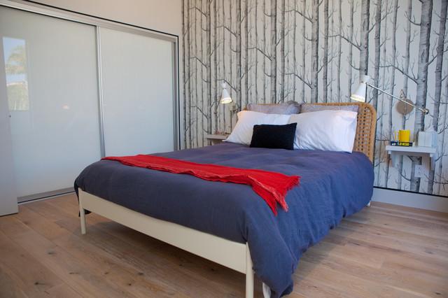 SAN CLEMENTE California Home contemporary-bedroom