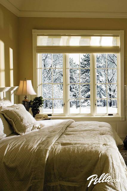 Pella Architect Series Cat Bedroom Windows Brighten Your View Traditional