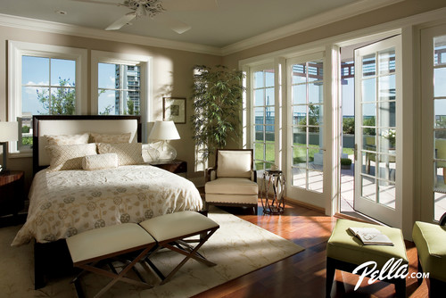 10 great master bedrooms the home touches for Great master bedroom ideas