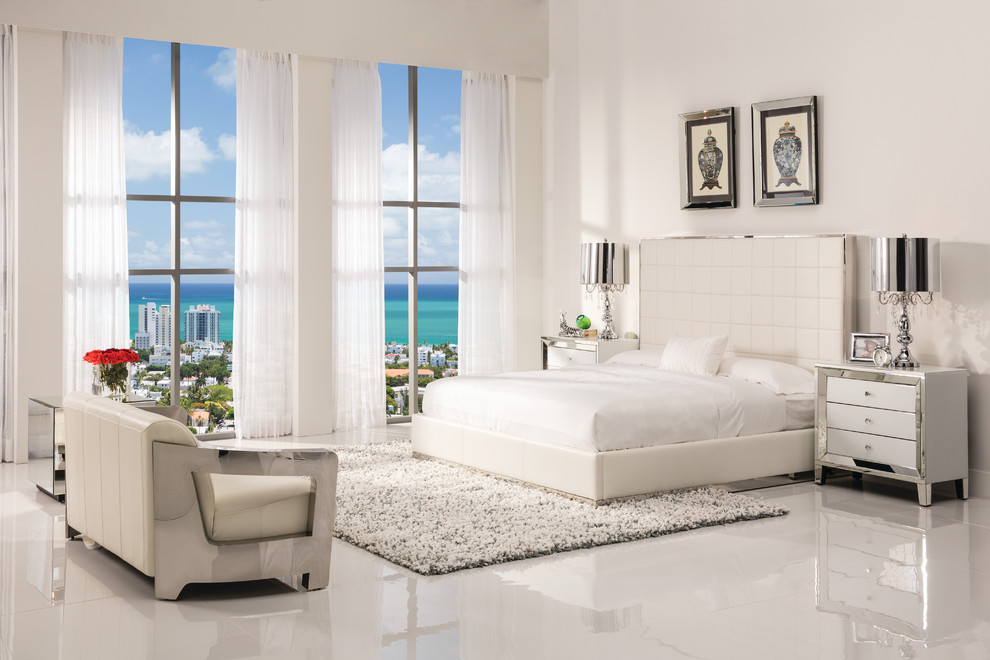 Pembroke Square Bedroom Modern Bedroom Miami By El Dorado Furniture