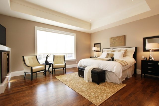Pembury, Lawrence Park Home Staging contemporary-bedroom