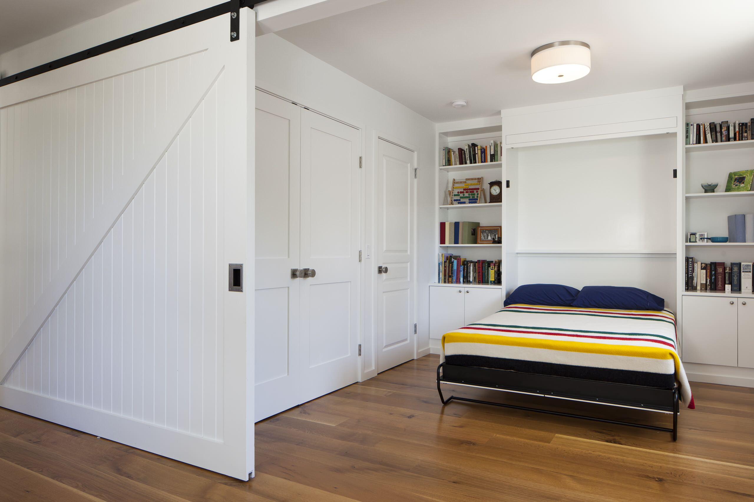 Bedroom Sliding Door Houzz