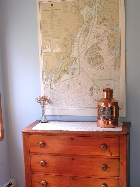 Penobscot Bay Cottage traditional-bedroom