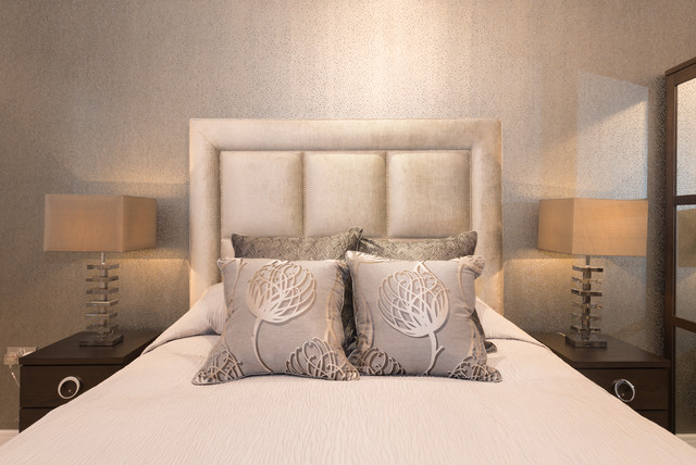 Penthouse Exeter Contemporary Bedroom Surrey By