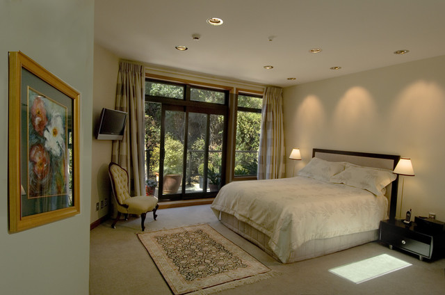 modern bedroom by Frederick Gibson + Associates Architecture