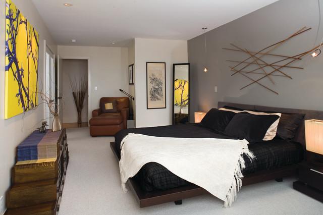 Perego Penthouse modern-bedroom