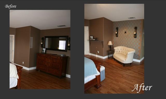 Perez Home traditional-bedroom