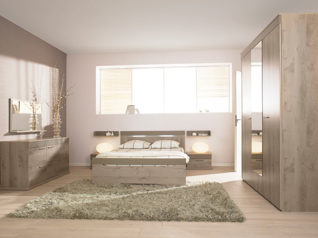 Perla Bedroom Collection contemporary-bedroom