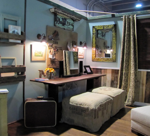 Philadelphia Home Show Eclectic Bedroom Philadelphia By The Painted Home