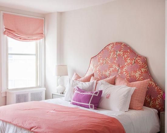 Http Houzz Com Photos Bedroom Peach Bedroom