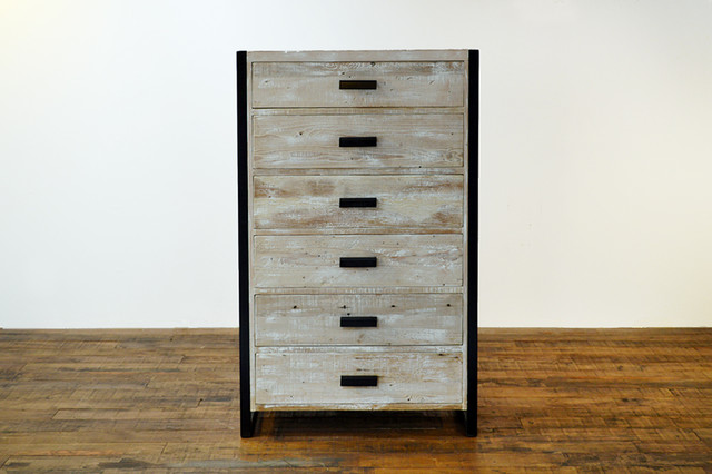 Phillip Tall Dresser - Industrial - Bedroom - Los Angeles - by ...