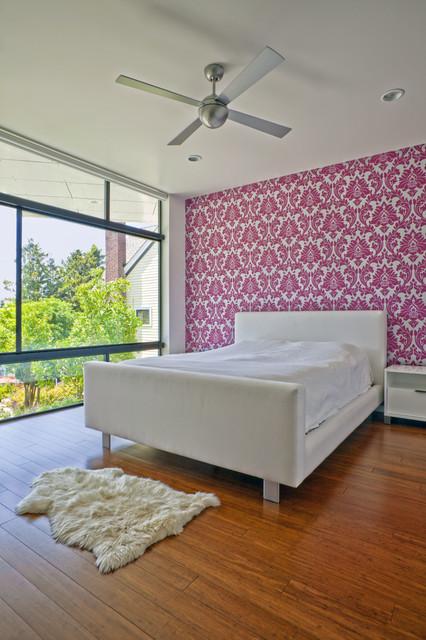 Phinney RIdge Modern bedroom contemporary-bedroom