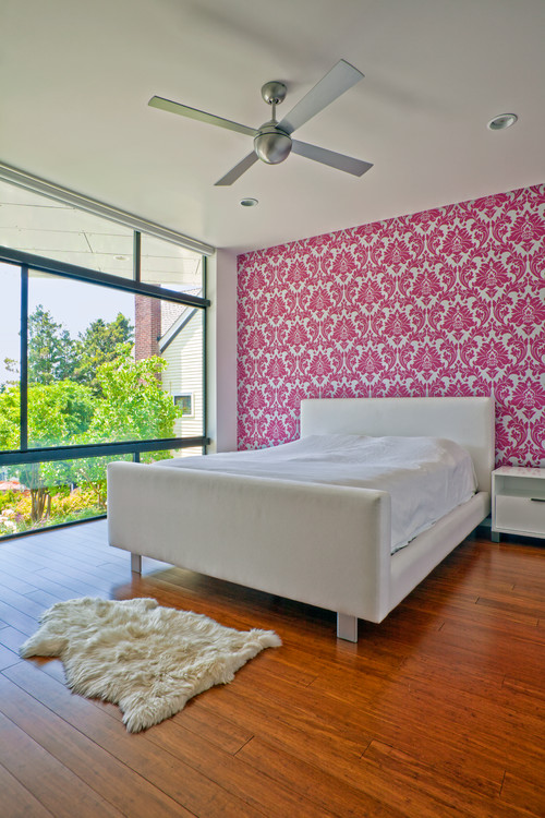 Contemporary Bedroom by Seattle Architects & Building Designers Stephenson Design Collective