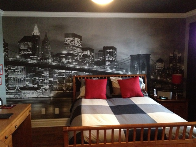 Photo Murales - Contemporaneo - Camera da Letto - Montreal - di ...