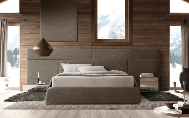 Pianca Boiserie Spazio - Modern - Schlafzimmer - San Diego ...