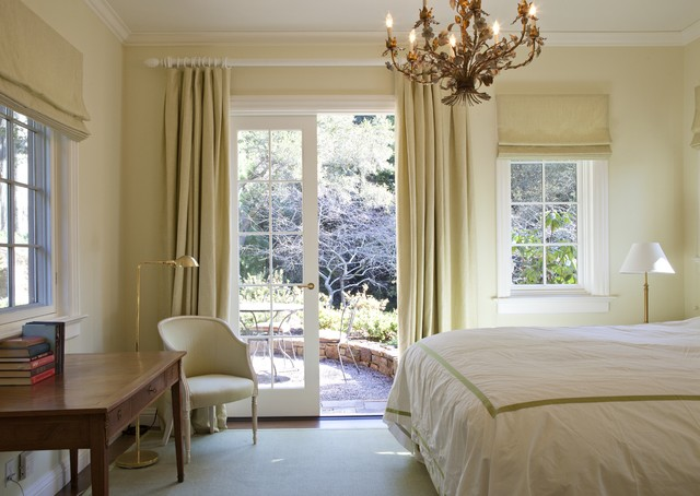 Wonderful Piedmont Residence Traditional Bedroom