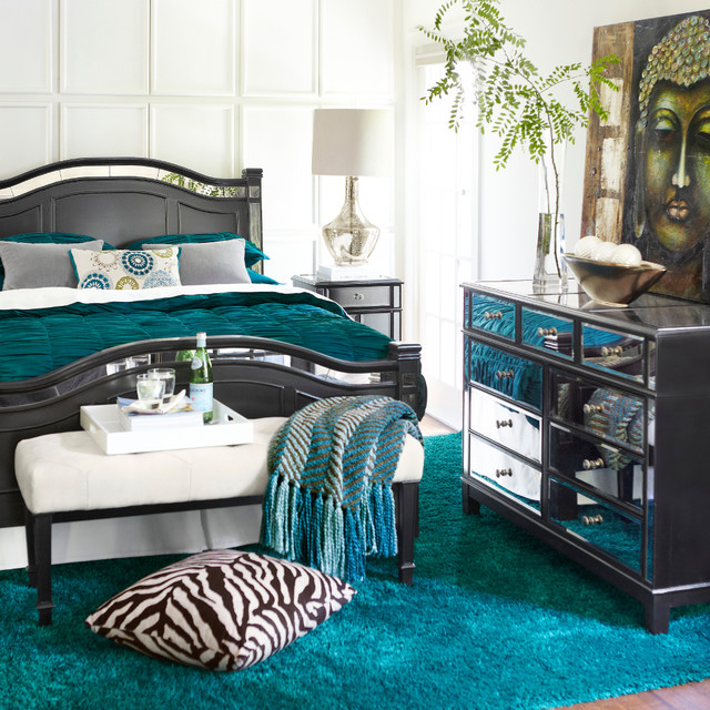 Pier 1 Imports contemporary bedroom. Pier 1 Imports