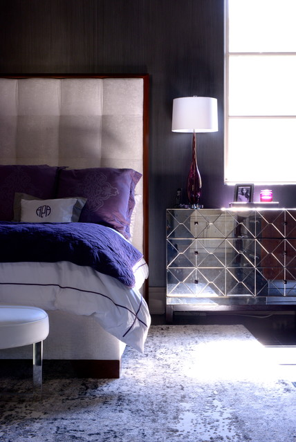 Pilegge Residence Contemporary Bedroom Houston By Cantoni