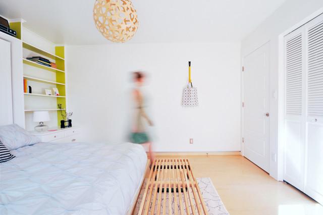 Pine Street Bedroom Remodel contemporary-bedroom