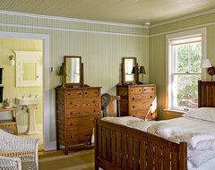 Pinewold traditional bedroom