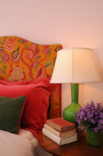 Edgy pink bedroom eclectic bedroom dc metro by for Edgy bedroom ideas