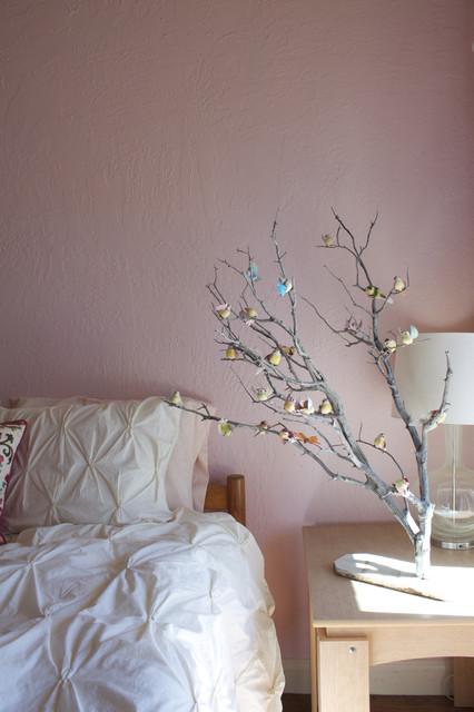 Toys Grown Up Bedroom : Pink grown up bedroom eclectic san francisco