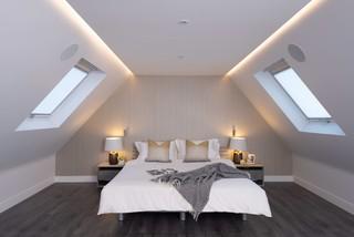 75 Most Popular Mezzanine Bedroom Design Ideas For January 2021 Stylish Mezzanine Bedroom Remodeling Pictures Houzz Uk