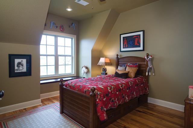 Plan #055D-0817 traditional-bedroom