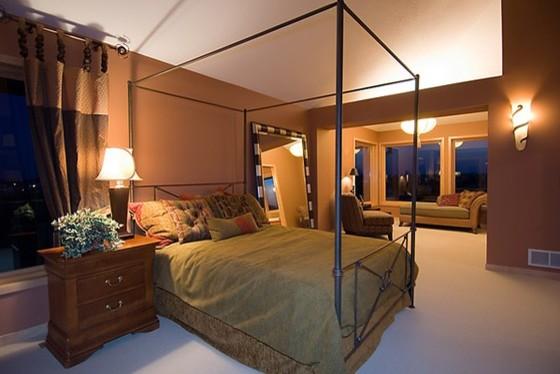 Plan 51-448: Prairie House traditional-bedroom