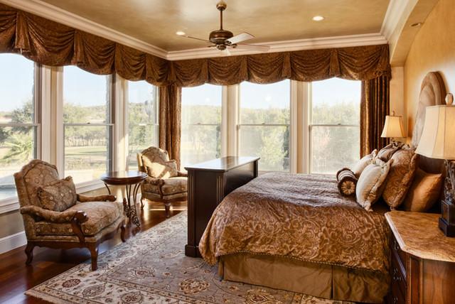 Plan #5358 contemporary-bedroom