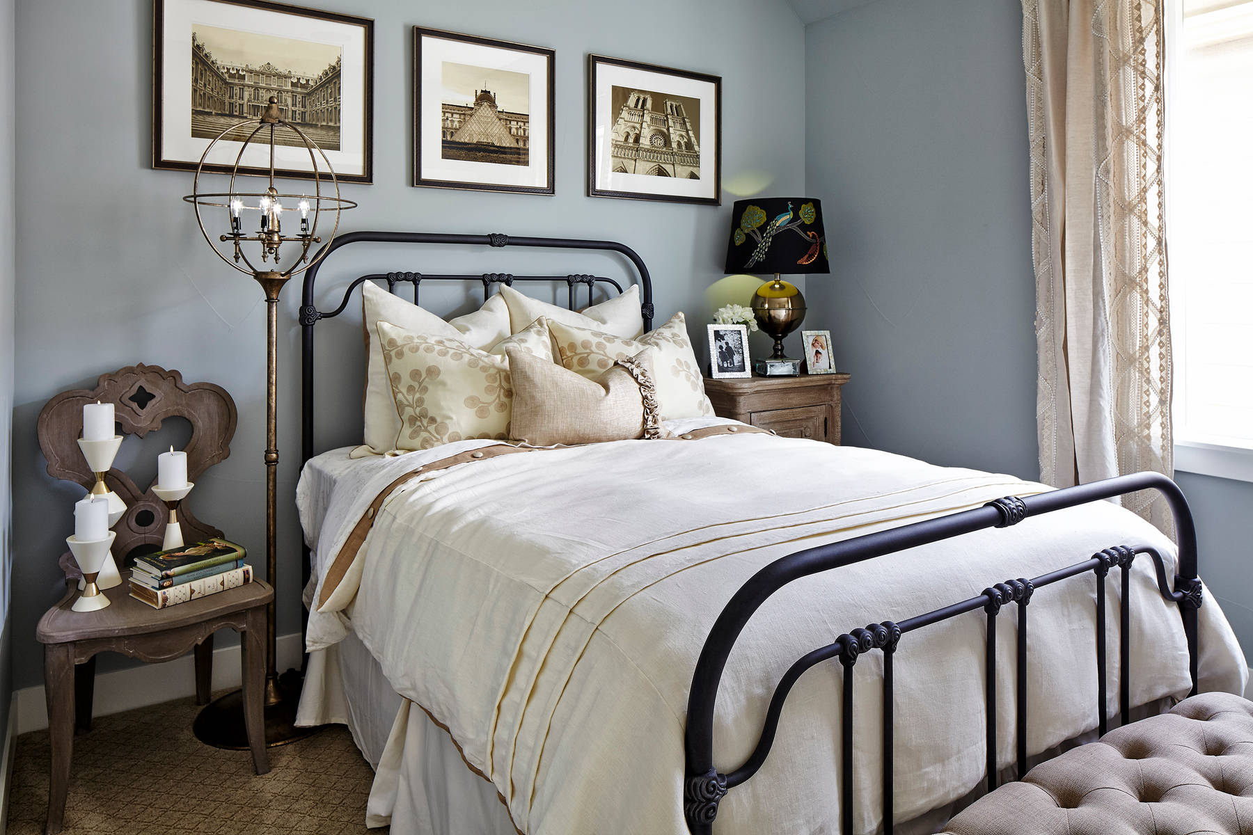 Black Bed Frame Houzz
