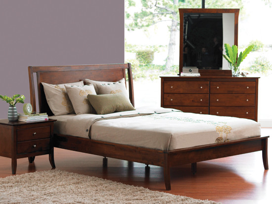 Plummers Furniture Contemporary Bedroom