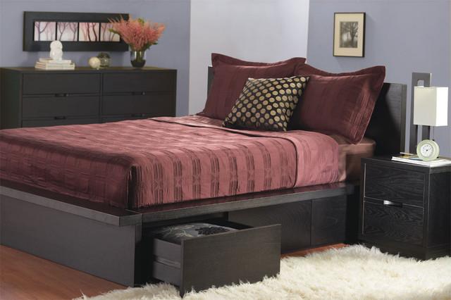 Plummers Furniture - Contemporary - Bedroom - San Francisco ...