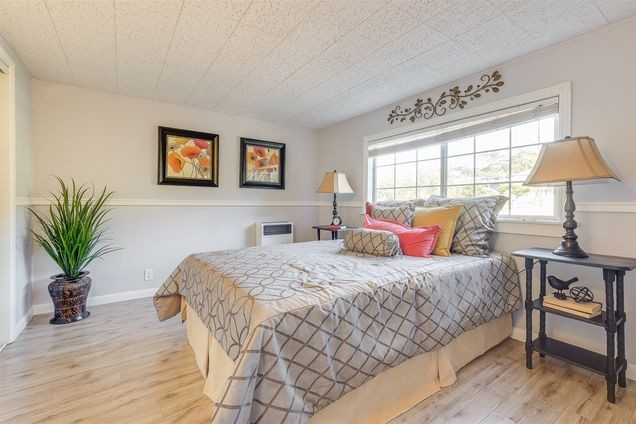 Point Loma Vacant Transitional Bedroom By Belle