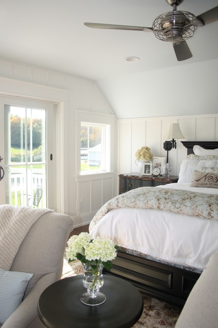 Polk Road Residence traditional-bedroom