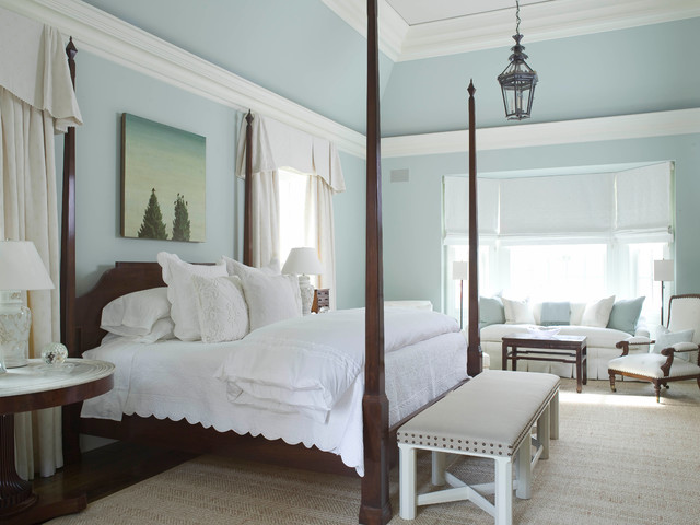 Pond View Lane American Traditional Bedroom New York By Phoebe Howard