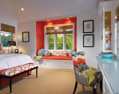 Port Bristol Custom eclectic bedroom