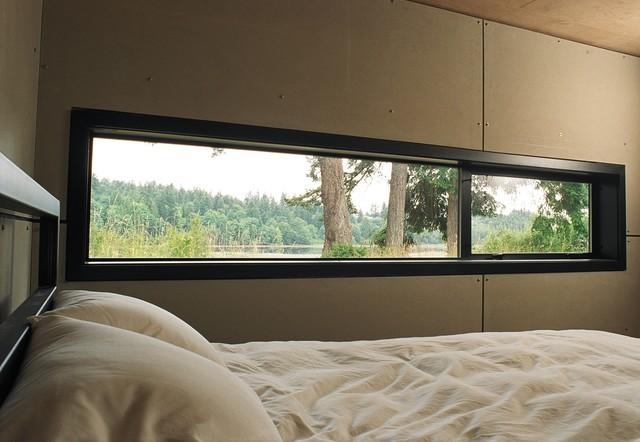 Port Hadlock Cabin Modern Bedroom Seattle By