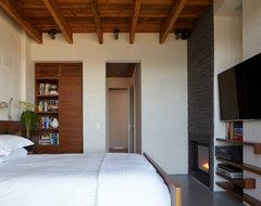 Port Washington Residence modern-bedroom