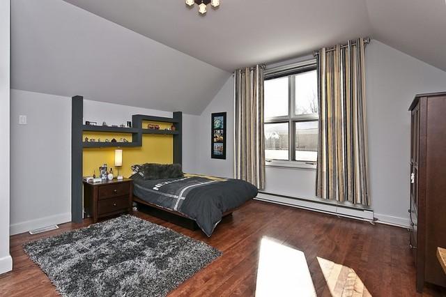 Portfolio  Chambre à coucher  Contemporary  Bedroom
