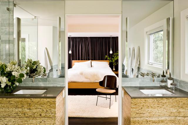 Portland Mid-Century Modern - Midcentury - Bedroom - portland - by ...