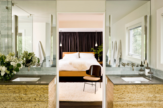Portland Mid Century Modern Midcentury Bedroom