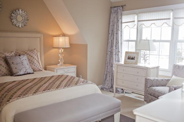Positively Pretty modern-bedroom