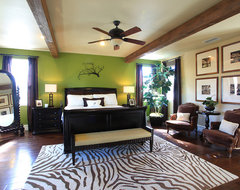 Possibilities Home Decor and Design eclectic-bedroom